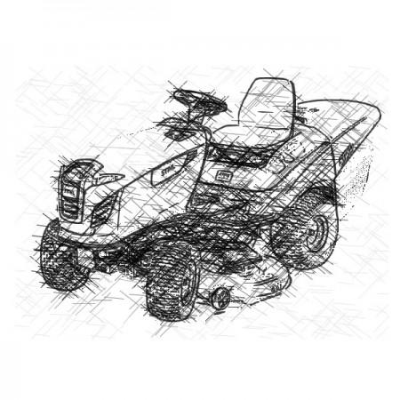 Robot de tonte HRM3000