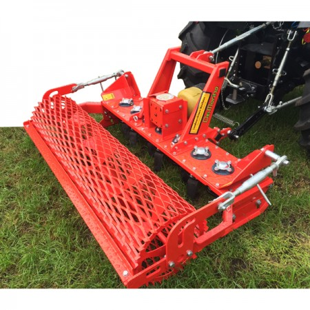 Tracteur compact L1382DW