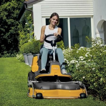 Tracteur de pelouse PARK 640 PWX